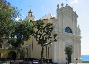 Church of the Nativity of Maria-Parish of Bogliasco