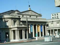 Teatro Solís of Montevideo