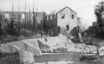 The burnt mill