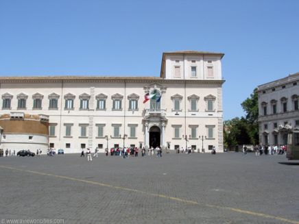 Palace of Quirinale